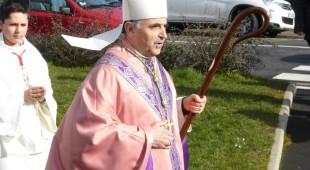 Bénédiction et ouverture des portes de l'église St Jean-Bosco 1