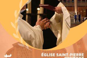 Ordination diaconale de Vicent de Labarthe