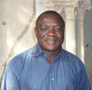 Abbé Marcel Bakola Iyongo