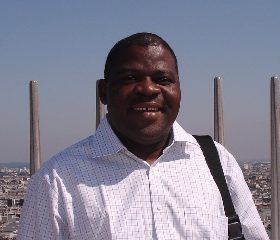 Abbé Gauthier  NLANDU MAPANA