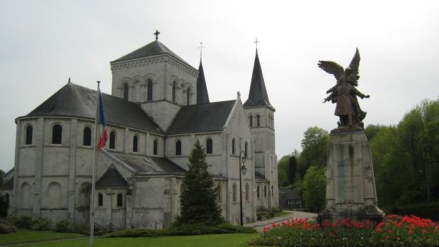 Église de Barentin