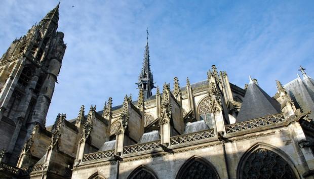 Eglise de Caudebec-en-Caux