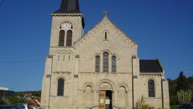 Eglise de Notre-Dame de Bondeville