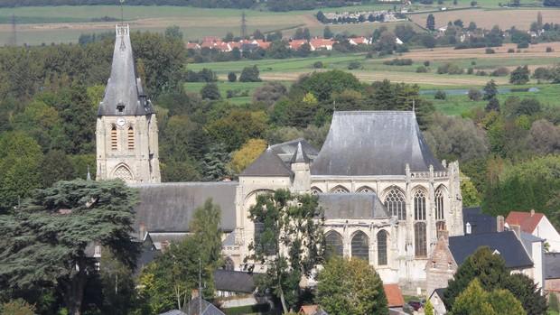 Eglise Notre-Dame de l'Assomption à Arques la Bataille