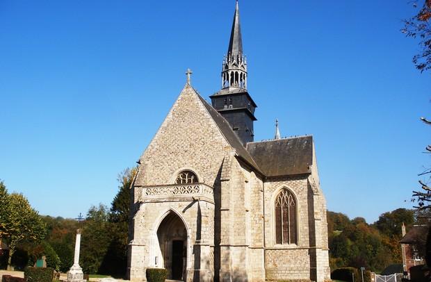 Eglise Saint-Michel à Blainville-Crevon