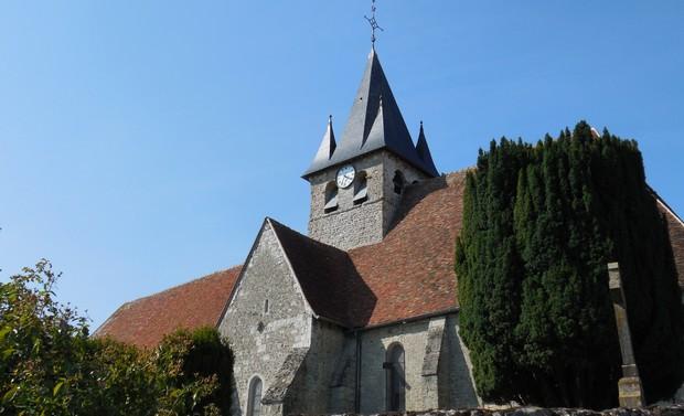 Eglise Saint-Pierre à Dampierre-en-Bray