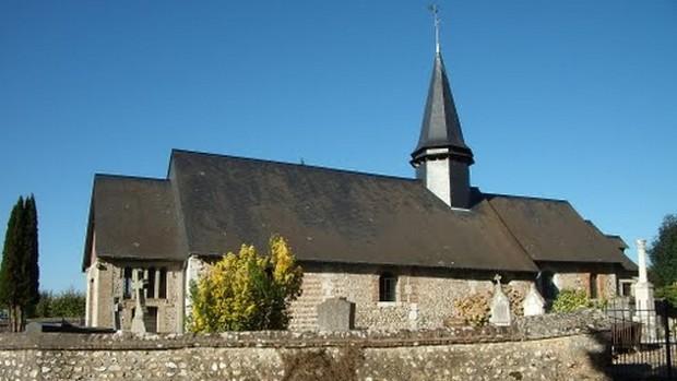 Eglise Ymare