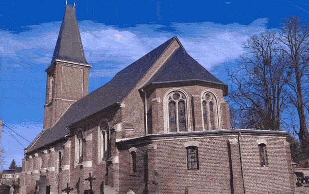 Eglise d'Esteville