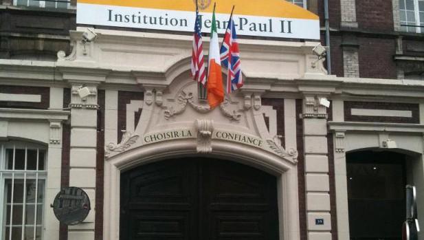 Jean-Paul II entrée