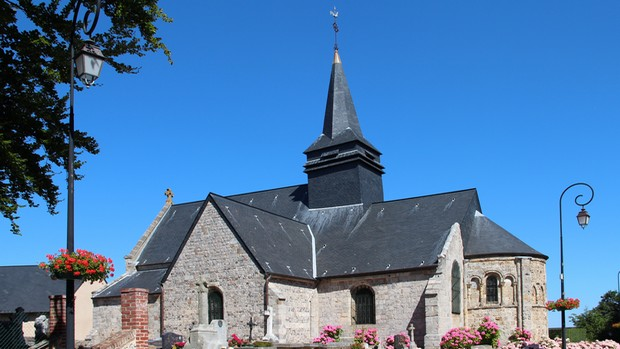 Eglise Sainte-Marguerite-sur-Mer