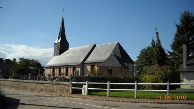 Eglise Saint-Martin Bois-d'Ennebourg