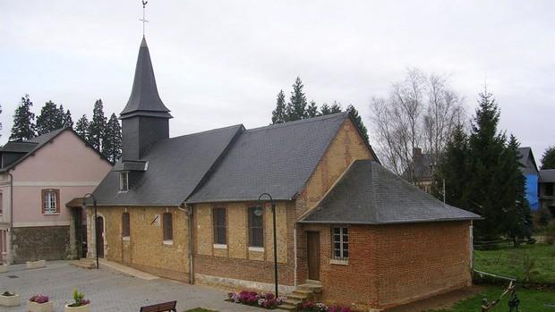 eglise Roncherolles-sur-le-Vivier