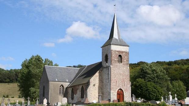 Eglise Saint-Etinne à Doudeauville