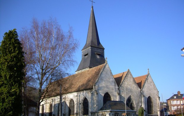Eglise de Duclair
