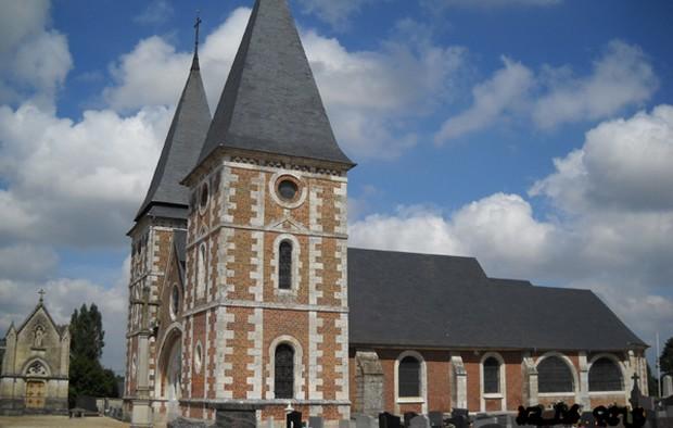 Eglise de Motteville