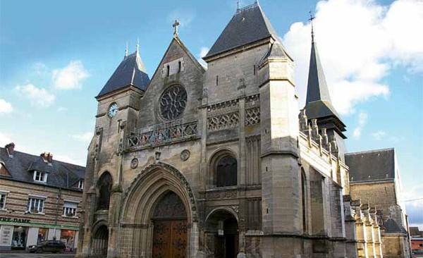 Eglise Notre-Dame de la Délivrance Blangy sur Bresle