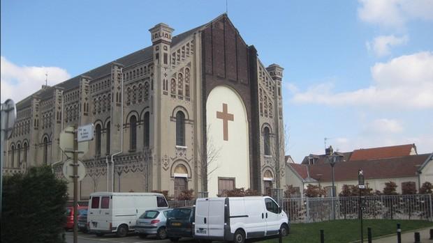 Eglise Saint-Antoine Petit- Quevilly