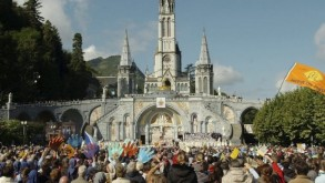 Lourdes rosaire