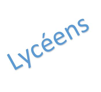 lyceens