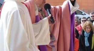 Bénédiction et ouverture des portes de l'église St Jean-Bosco 4 (Copier)