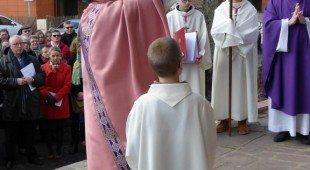 Bénédiction et ouverture des portes de l'église St Jean-Bosco 5 (Copier)