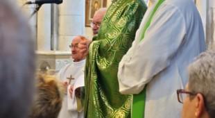 Gournay Messe à la Collégiale
