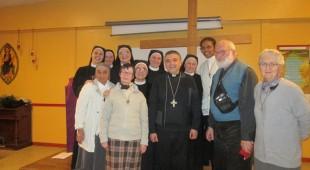 Gournay Père Gérard Meybeck, les Soeurs de La Providence, les Soeurs Servantes du Sacré-Coeur de Jésus