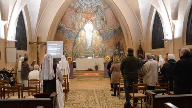 les essarts beatitudes chapelle