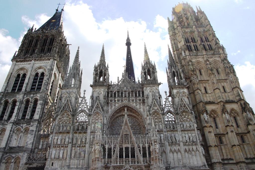 Cath Drale Primatiale Et M Tropolitaine Notre Dame De Rouen Dioc Se De Rouen