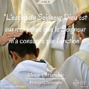 3. Messe Chrismale