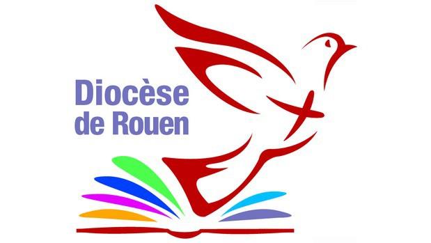 logo diocese rouen 620x349