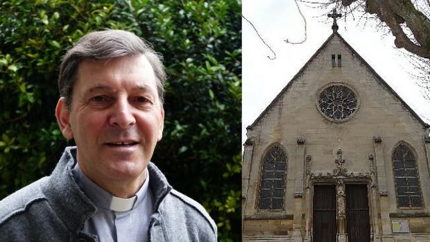 et SaintPaul de BoisGuillaume – Forêt Verte  Diocèse de Rouen ~ Hopital De Bois Guillaume