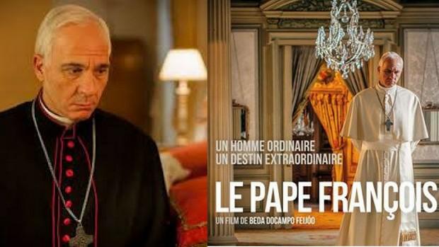 pape francois film