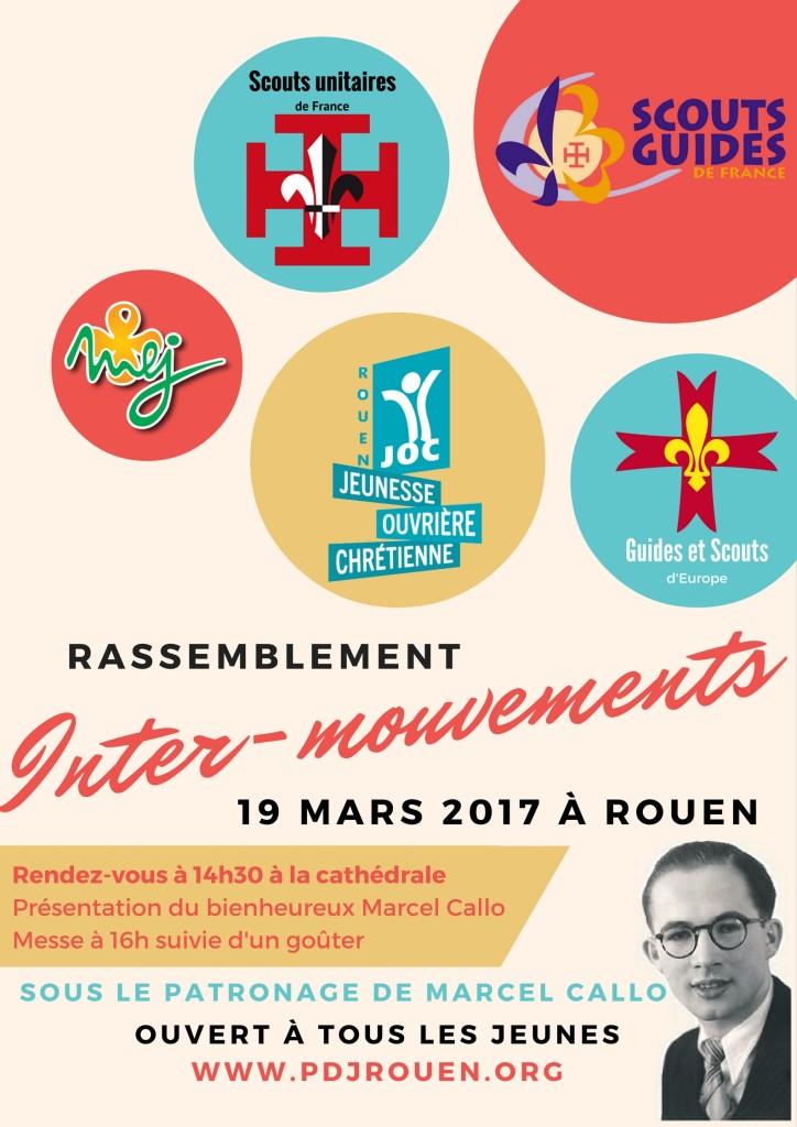 Rassemblement Marcel Callo - 19 mars
