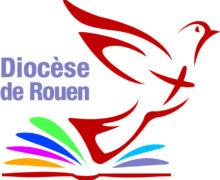 Logo diocèse de Rouen