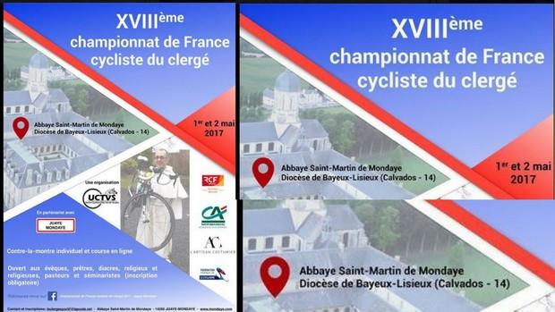 cycliste clergé 2017