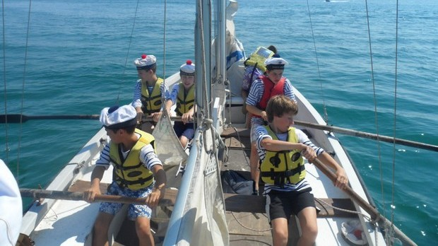 scouts marins