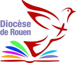 Messages des évêques pour Noël 2017 Logo-diocese-de-Rouen-300x248-300x248