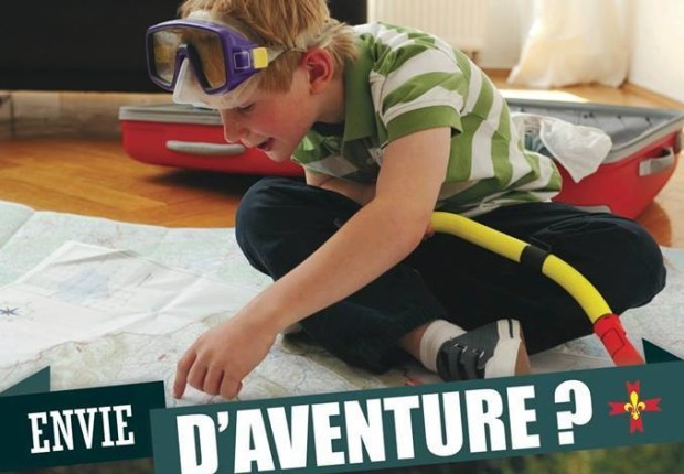 aventure 2 scouts europe