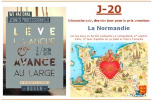 WE national des jeunes à Rouen 2019