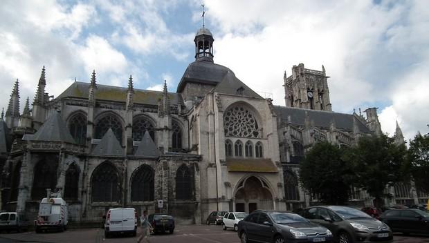 Eglise Saint-Jaques Dieppe