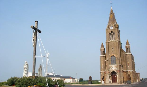 Eglise Notre-Dame de Bonsecours à Dieppe