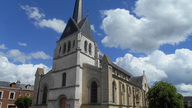 Eglise Saint-Aubin-les -Elbeuf