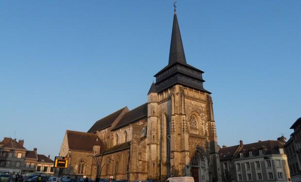 Eglise Notre-Dame à Neufchatel