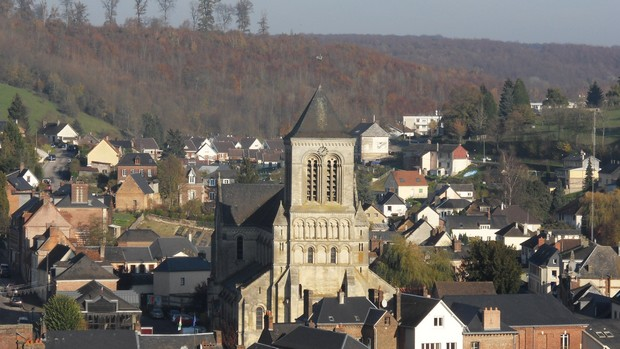 Eglise Saint-Saens