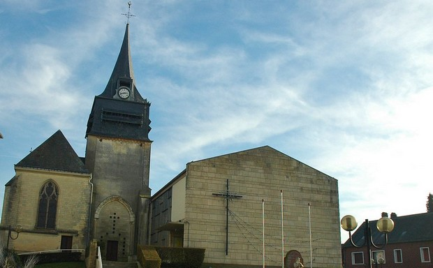 Eglise Notre-Dame à Londinières