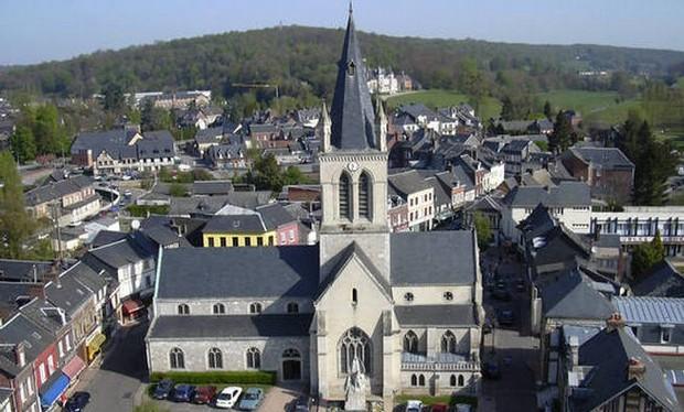 Eglise de Pavilly