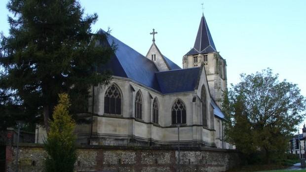 Eglise Saint-Martin de Canteleu