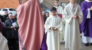 Bénédiction et ouverture des portes de l'église St Jean-Bosco 7 (Copier)