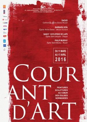 Visuel Courant d'art bd  2016
